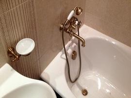 Ремонт ванной на бульваре Лепсе, 29