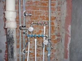 Замена водопровода при ремонте квартиры