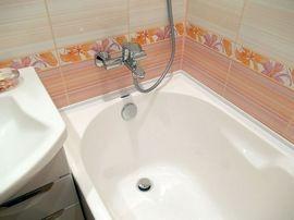 Раздельные ванная и туалет на Гарматной, 42