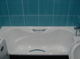 Ванная комната на ул. Героев Севастополя, 45