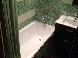Ремонт ванной на ул. Гната Юры, 3А