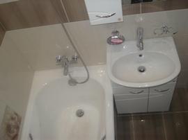Ремонт ванной на пр. Косм. Комарова, 28